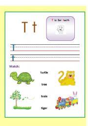 Alphabets WS. (3-3)