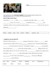 Printables Cyber Bullying Worksheets esl worksheets for adults cyber bullying english worksheet bullying