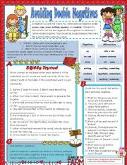English worksheets: the Adverbs worksheets, page 9