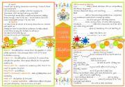 English Worksheet: Modal verbs - obligation