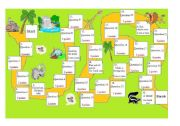 English Worksheets: ZOO GAME