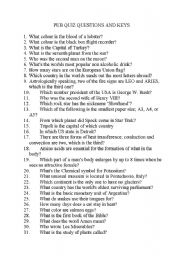 science quiz bee questions and answers for grade 2 pdf