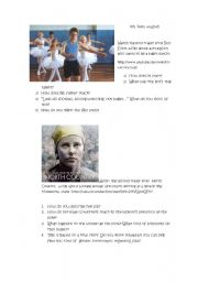 English Worksheet: Gender stereotypes and career choices