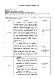 esl lesson plans for 6th graders cause and effect lesson