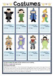 Costumes (1/2)