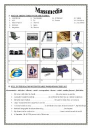 Worksheets on means of communication for grade 1