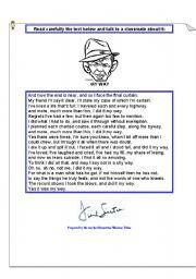 English Worksheets: FRANK SINATRA - MY WAY