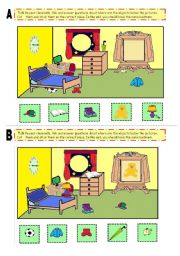 English Worksheet: SPEAKING ACTIVITY (B/W version)