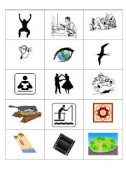 English Worksheets: Pair pictures
