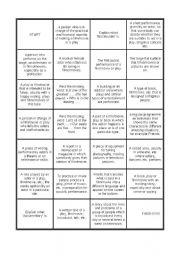 English Worksheets: film game