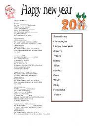 happy new year ABBA
