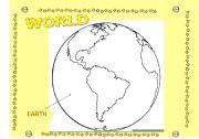 English Worksheets: World and Olimpics!!!