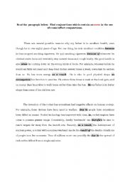 Examples Of Cause And Effect Essay Papers