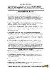 introductory paragraph for your definition essay including a thesis statement