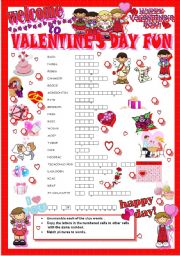VALENTINE´S DAY FUN