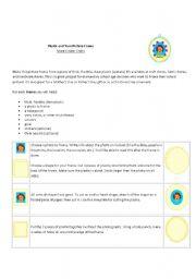 English Worksheets: Proyect