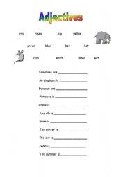 Clozes worksheets