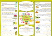 English Worksheet: Plant idioms