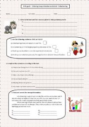 Volunteer Worksheets Worksheets for all | Download and Share ...