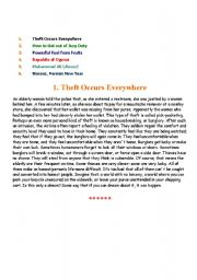 essays on teaching english