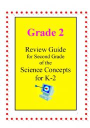 English Worksheet: Science review guide ( Annual planning for 2nd grade) Includes 28 pages