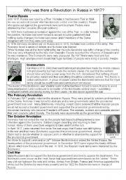 Printables Russian Revolution Worksheet english worksheet russian revolution