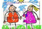 English Worksheet: time linking words