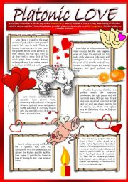 English Worksheets: VALENTINE´S DAY