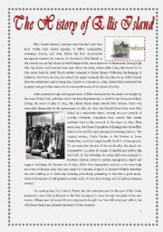THE HSITORY OF ELLIS ISLAND + IMMIGRATION + MULTICULTURALISM
