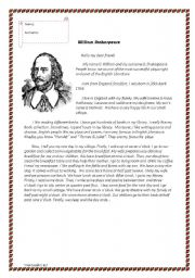 Shakespeare´s One day