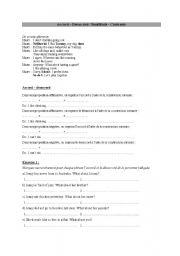 English Worksheets: Agree or disagree
