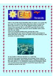 Eilat - The Sun City of Israel