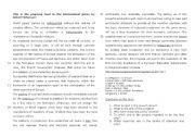 English Worksheet: The European Union: The Schuman Declaration 1950
