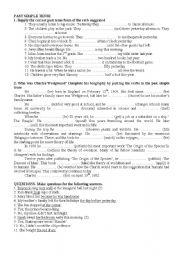 English Worksheets: Gramma