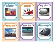 Car flashcard part 1 (13.07.2011)