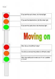 traffic lights action plan