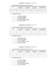 Vocabulary worksheets > Describing people > Feelings