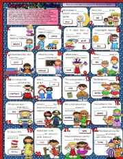 English Worksheets: Comparing with adjectives
