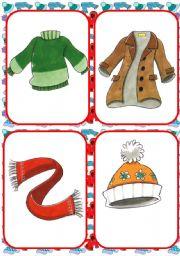 winter clothes