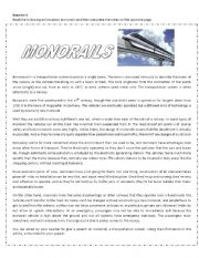 English Worksheets: Notemaking