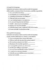 english teaching worksheets will. Black Bedroom Furniture Sets. Home Design Ideas