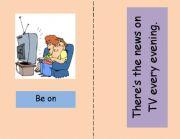 Phrasal verbs flashcards 2/3