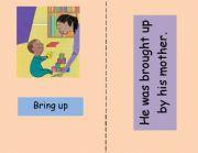Phrasal verb flashcards 3/3