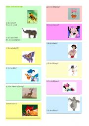 English worksheet: To Be Questions