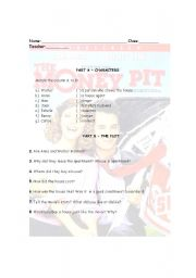 English Worksheets: The Money Pit  movie activity
