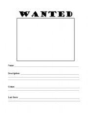 wanted best friend poster lesson plans worksheets download lengkap. Black Bedroom Furniture Sets. Home Design Ideas
