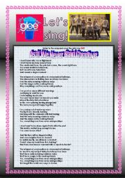 > Glee Series: Season 2! > Songs For Class! S02E18 *.* Two Songs *.* Fully Editable With Key! *.* Part 2/2