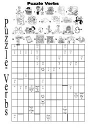 Puzzle about Verbs