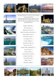 Wonderful Places to Visit In Your Lifetime