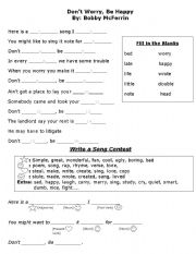 English Worksheets: